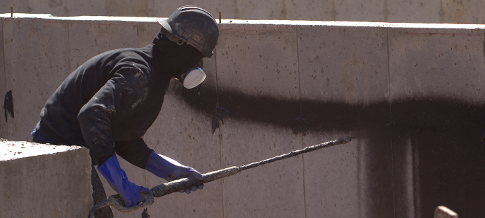Dampproofing and Waterproofing - Spray Membrane
